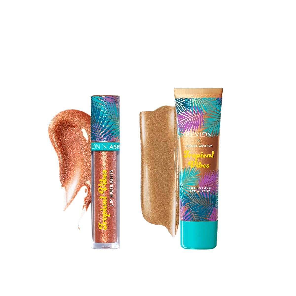 Revlon x Ashley Graham Tropical Vibes Makeup Kit