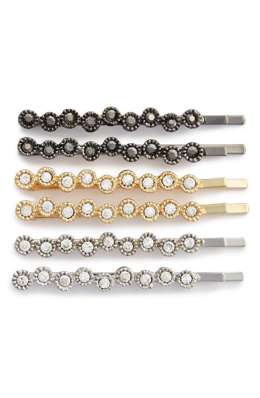 'Sparkle' Bobby Pins
