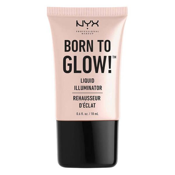 Nyx Makeup Born to Glow Liquid Illuminator in Sunbeam
