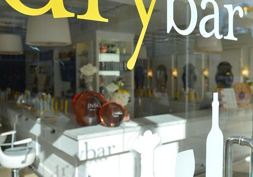 The outside of a Drybar