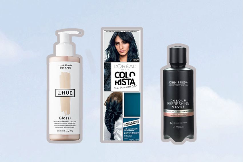 Best Temporary Hair Dyes