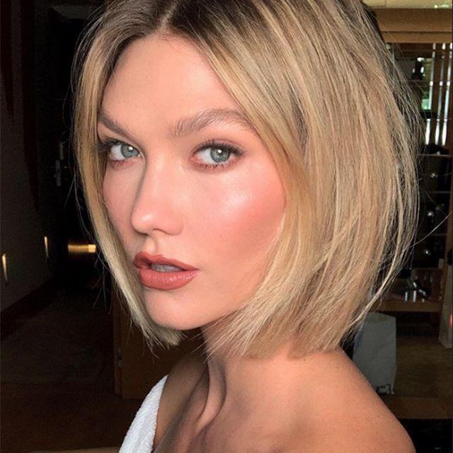 Karlie Kloss Natural Makeup