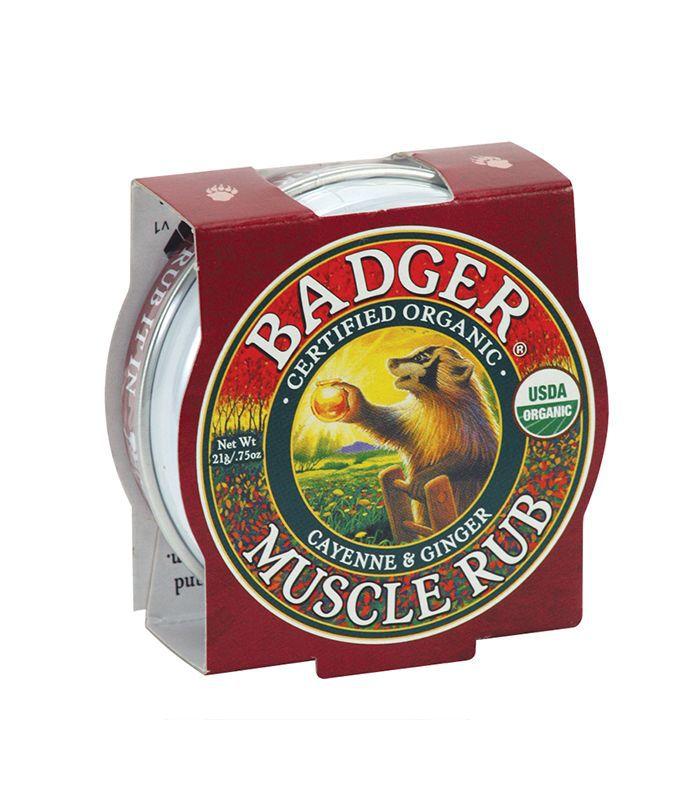 badger balm sore muscle rub - body aches