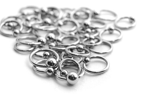 Body Piercing Rings