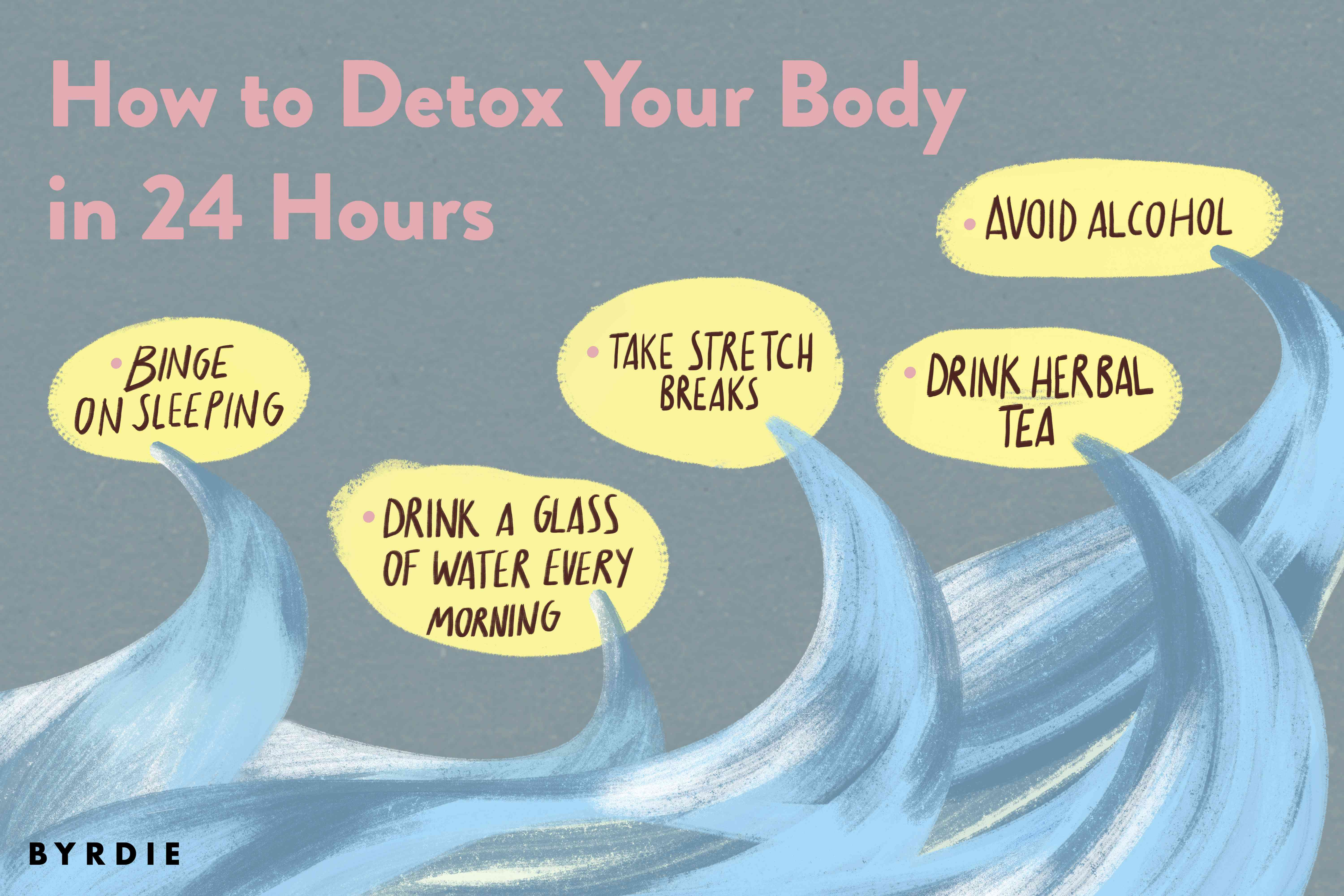 6 Easy Ways to Detox Your Body in Just 24 Hours