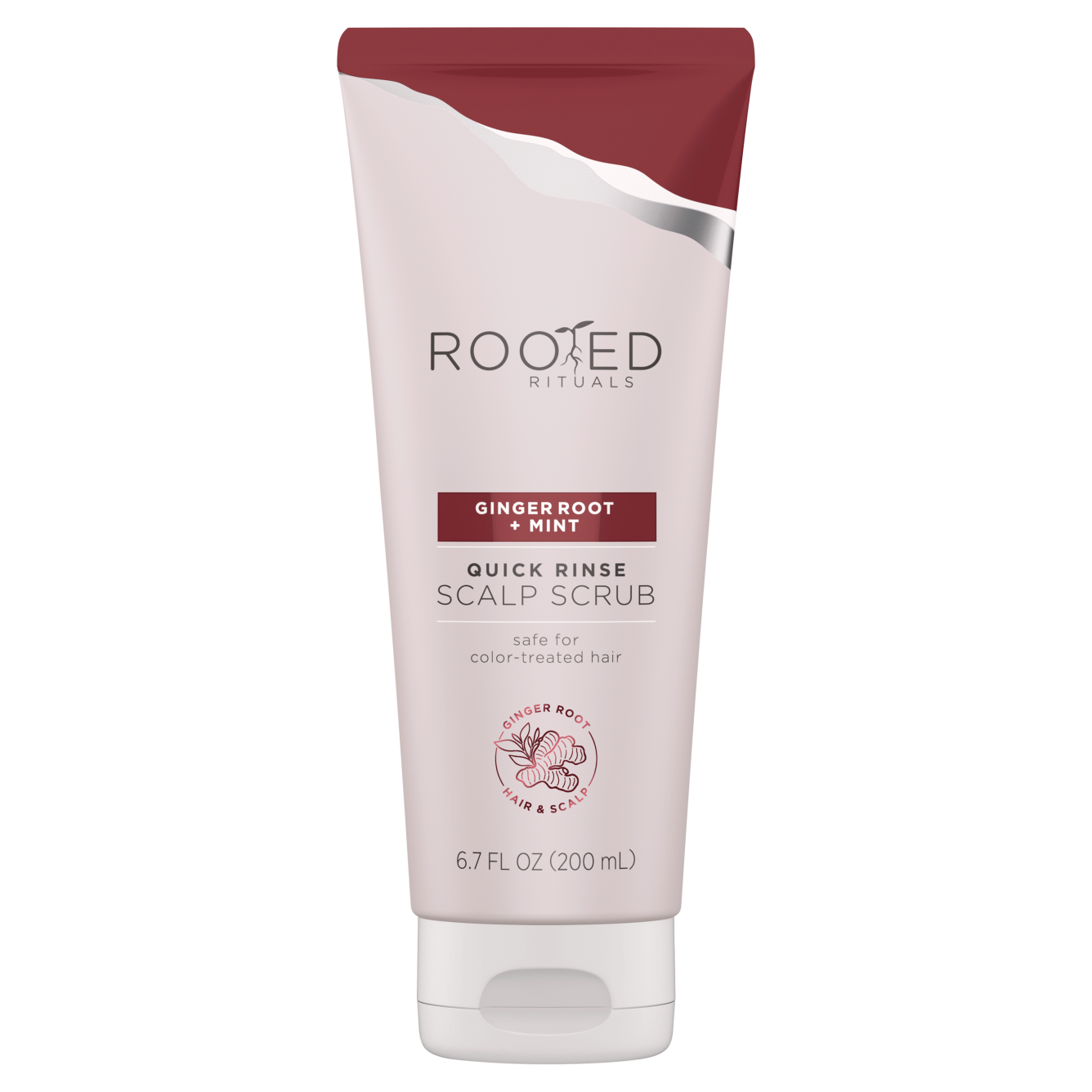 Rooted Rituals Quick Rinse Scalp Scrub