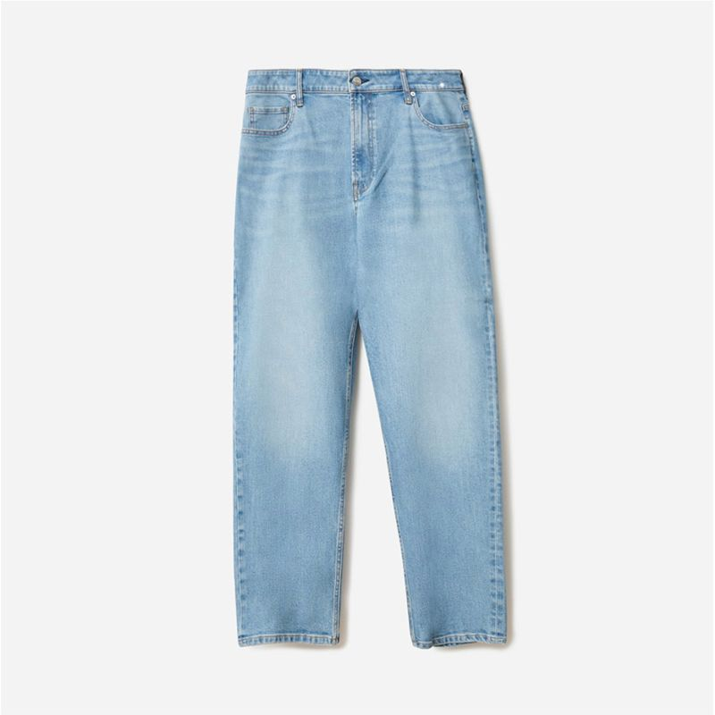 The Curvy Cheeky Straight Jean