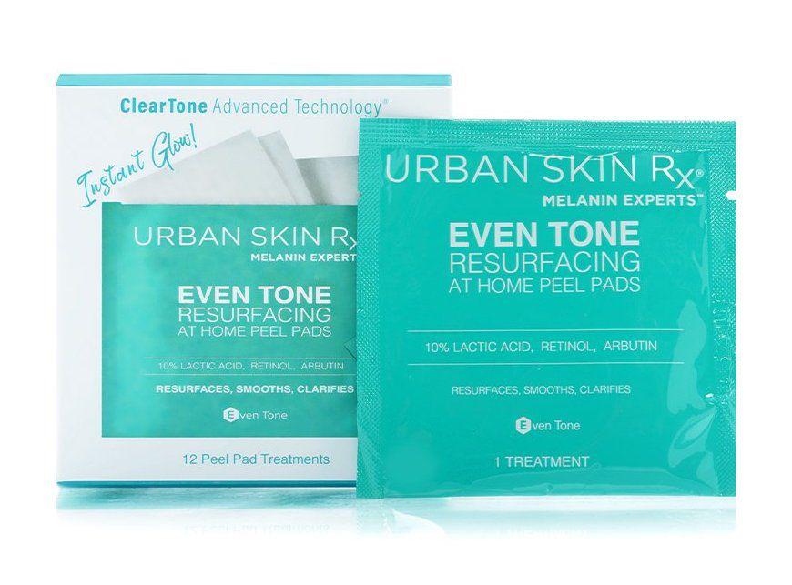 Urban Skin Rx Even Tone Resurfacing Pads