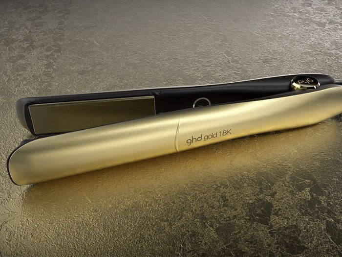 Ghd gold styler review: 18k gold Ghd styler