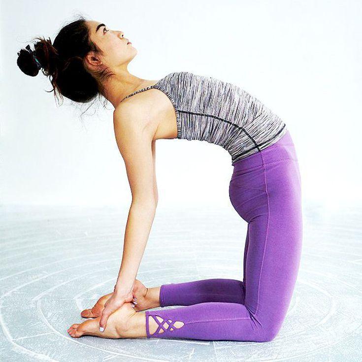 how does yoga set up u mislay weight