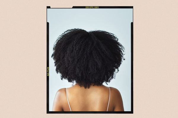 How to Grow Out Natural Hair at Home
