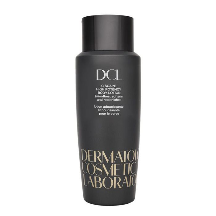 dcl skincare reviews: DCL C Scape High Potency Body Lotion