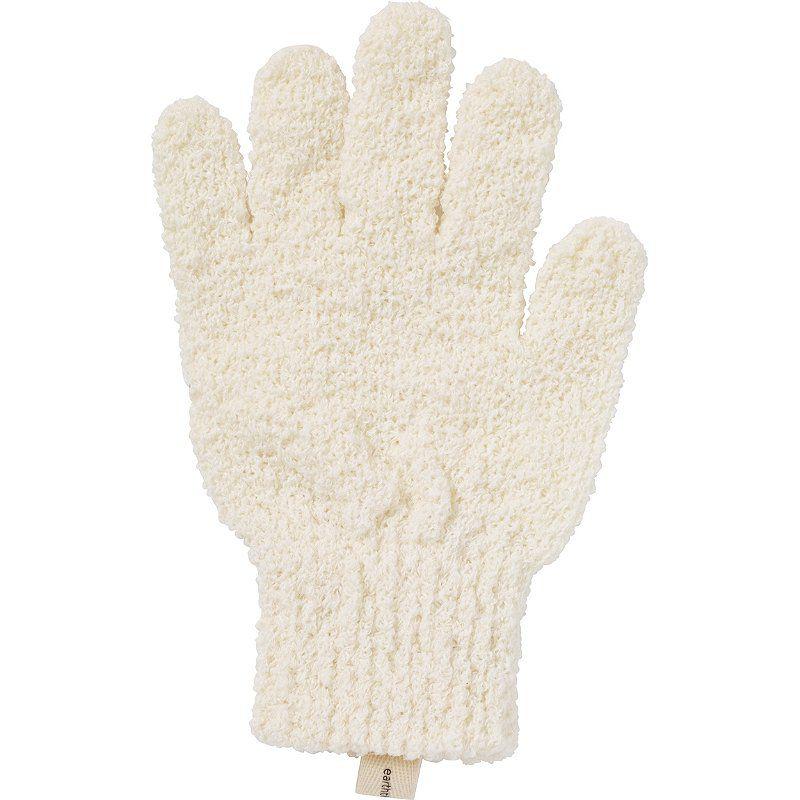 Earth Therapeutics Organic Cotton Exfoliating Gloves