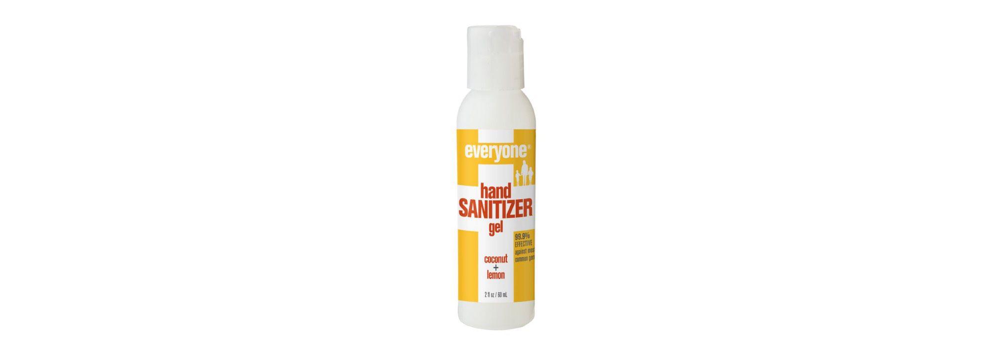 Everyone Coconut Lemon Hand Sanitizer