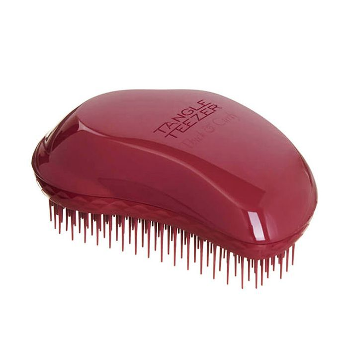 Best hairbrush: Tangle Teezer Thick and Curly