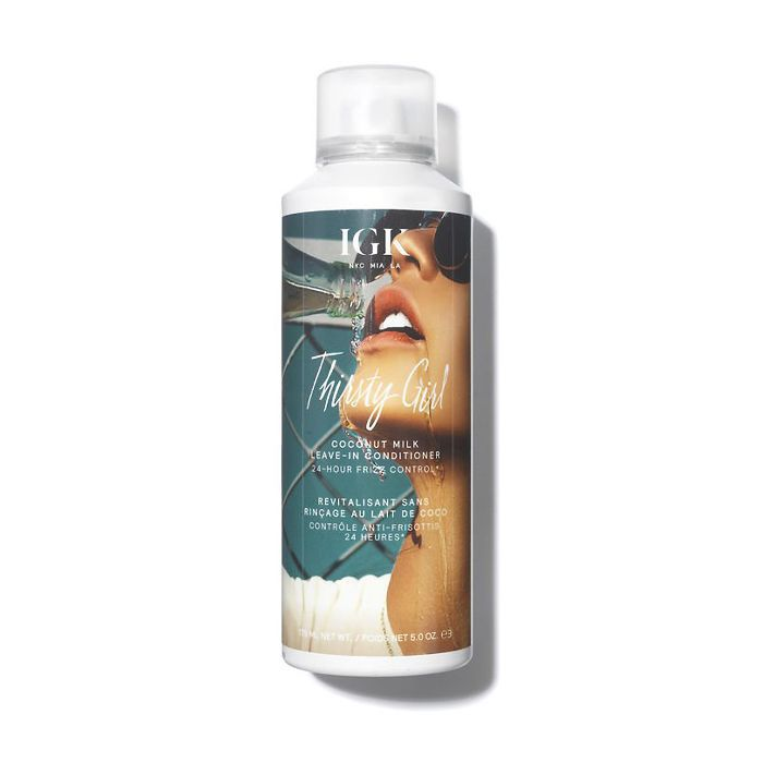 IGK Thirsty Girl Coconut Milk Leave-In Conditioner 24-Hour Frizz Control