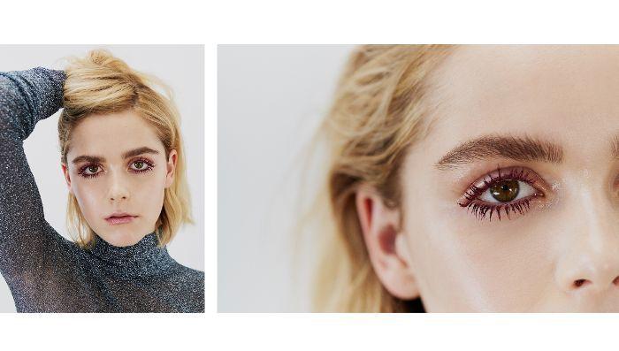 Kiernan Shipka Eyes