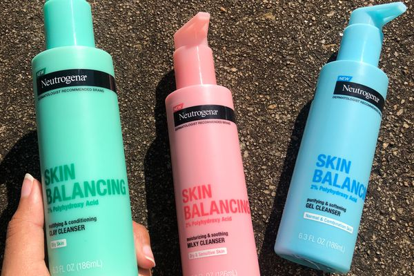 Neutrogena Skin Balancing Cleansers