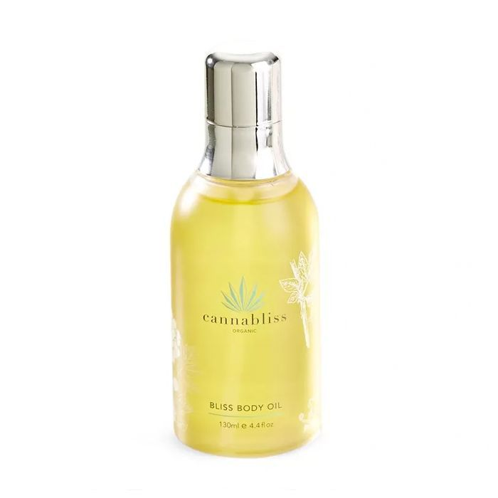 Cannabliss Organic Bliss Body Oil
