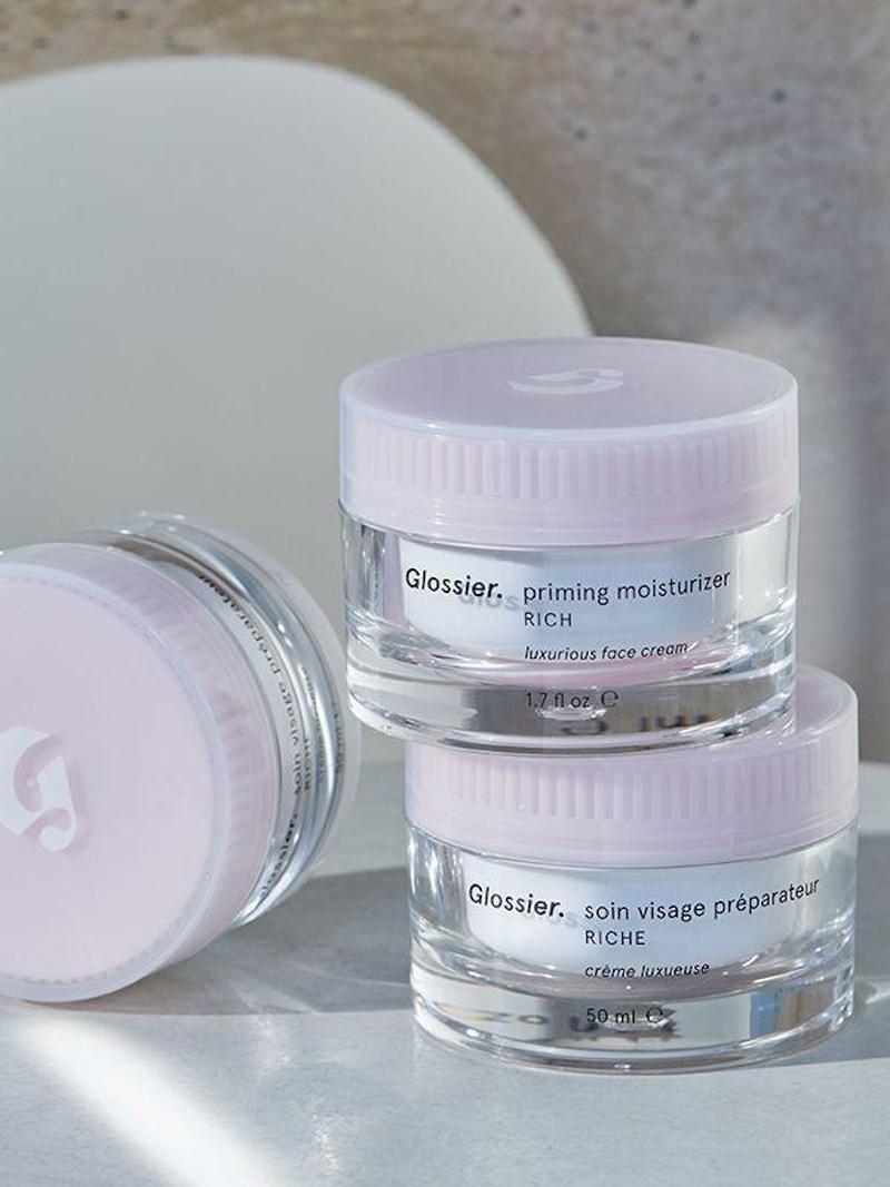 glossier moisturizer
