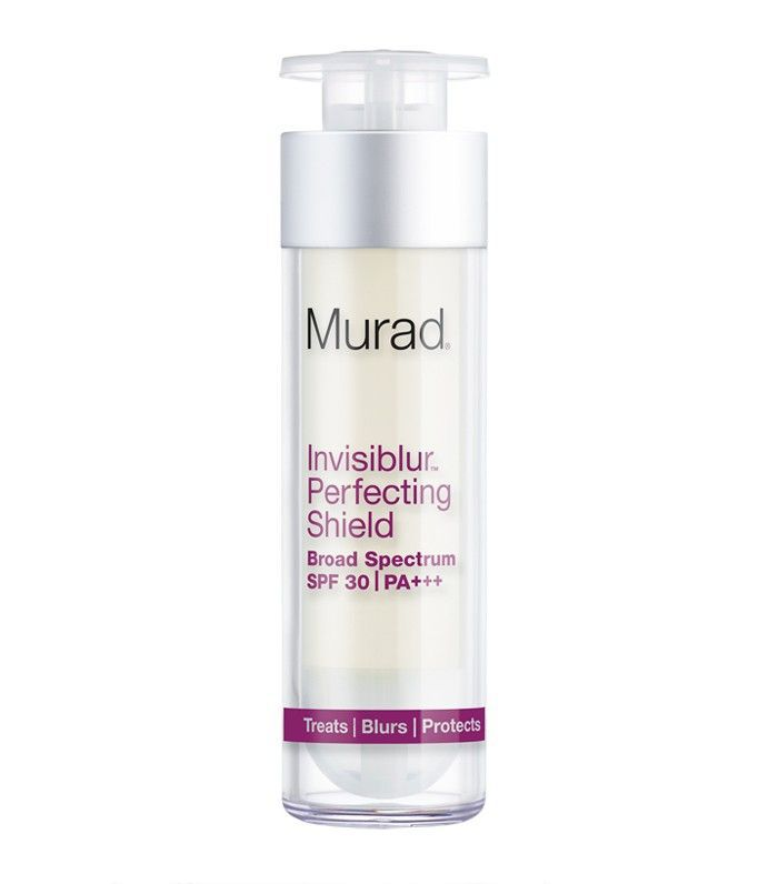 Best sunscreen for face: Murad Invisiblur Perfecting Shield Broad Spectrum SPF 30