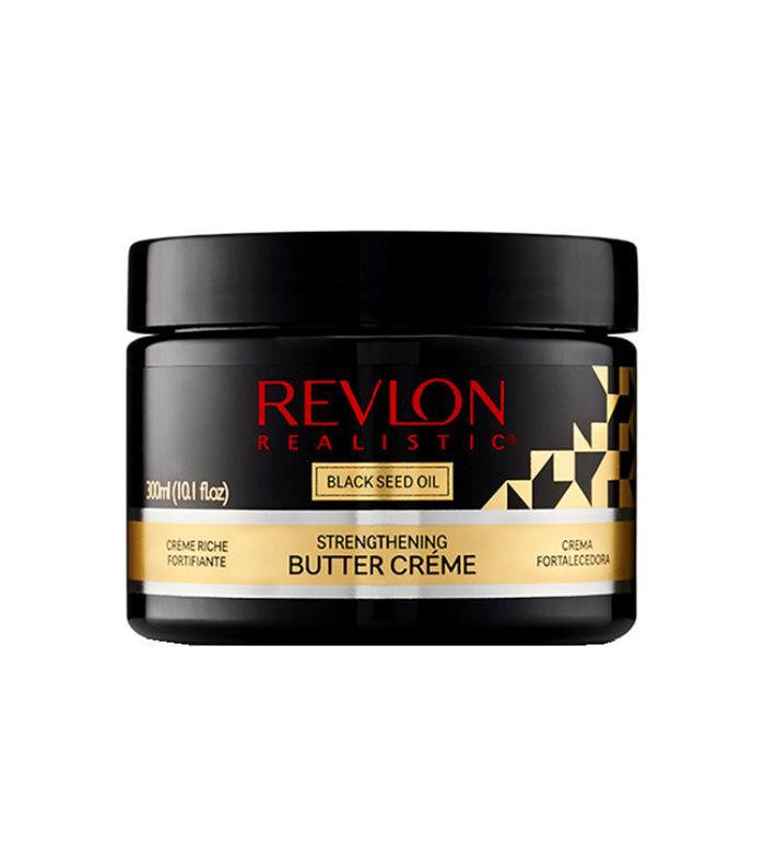 Revlon Realistic Black Seed Oil Strengthening Butter Creme