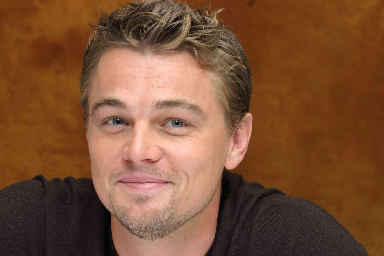 Leonardo DiCaprio Hair 2006