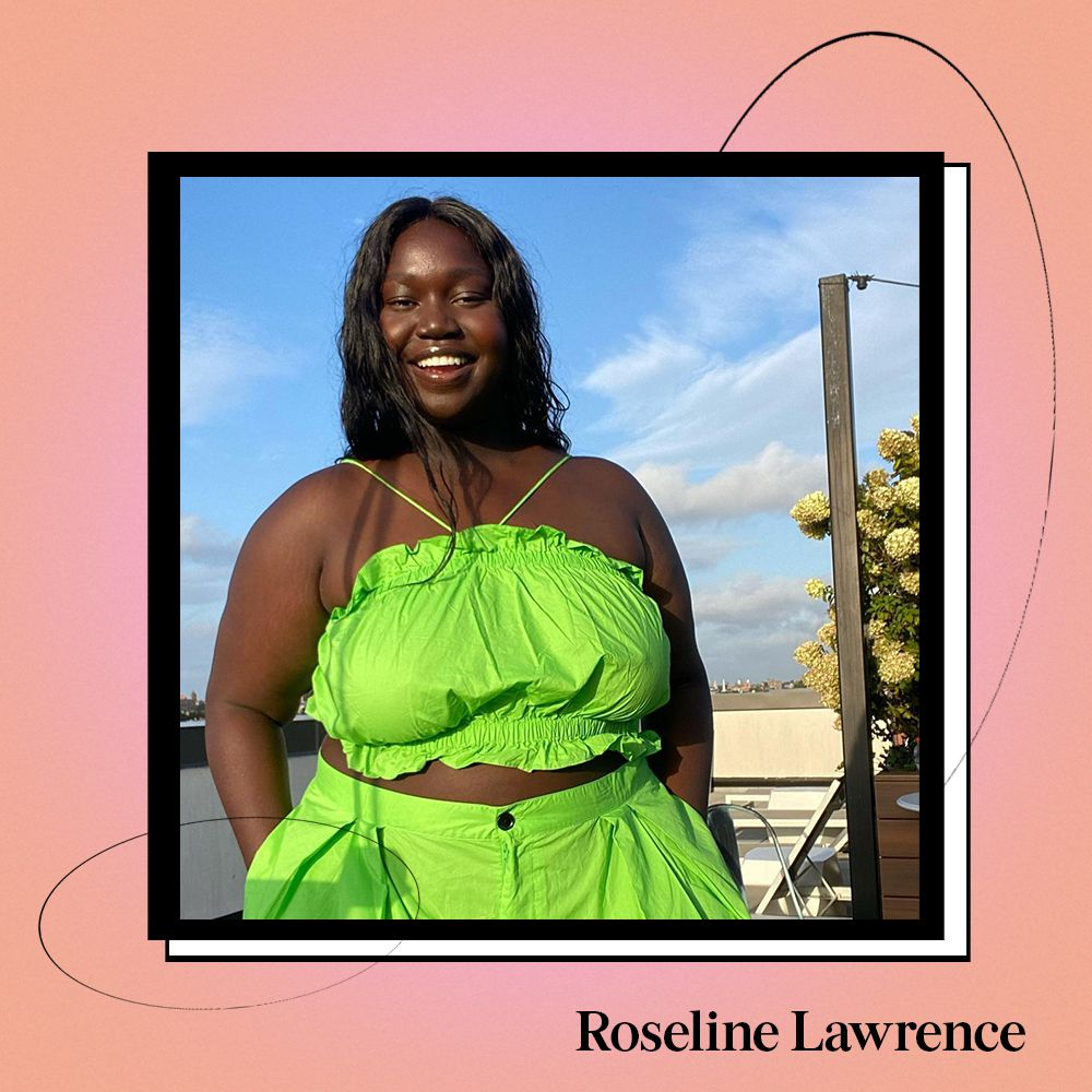 Roseline Lawrence, Model and Influencer