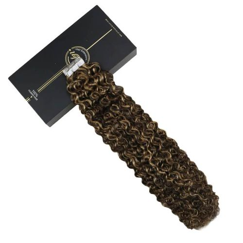 Ugeat Hair Kinky Curly Hair Extensions