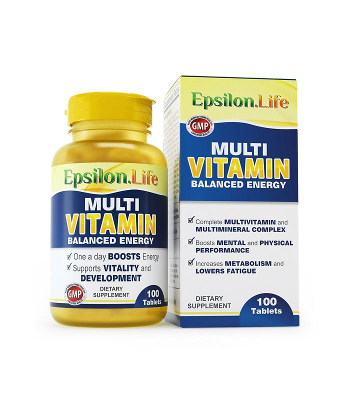 how to speed up metabolism: take a multi vitamin