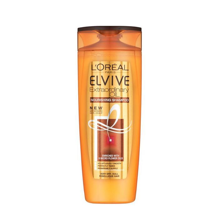 L'Oréal Elvive Extraordinary Oil Dry Hair Shampoo