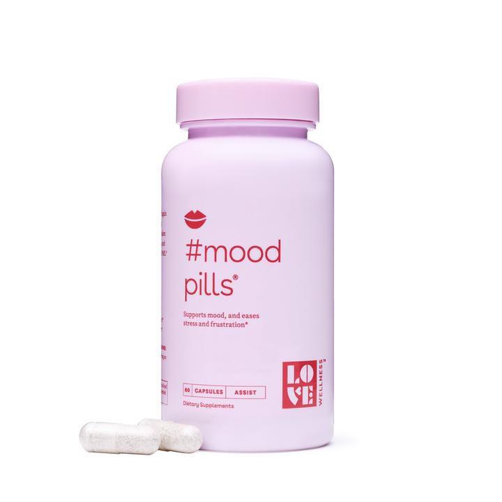 Love Wellness #Mood Pills