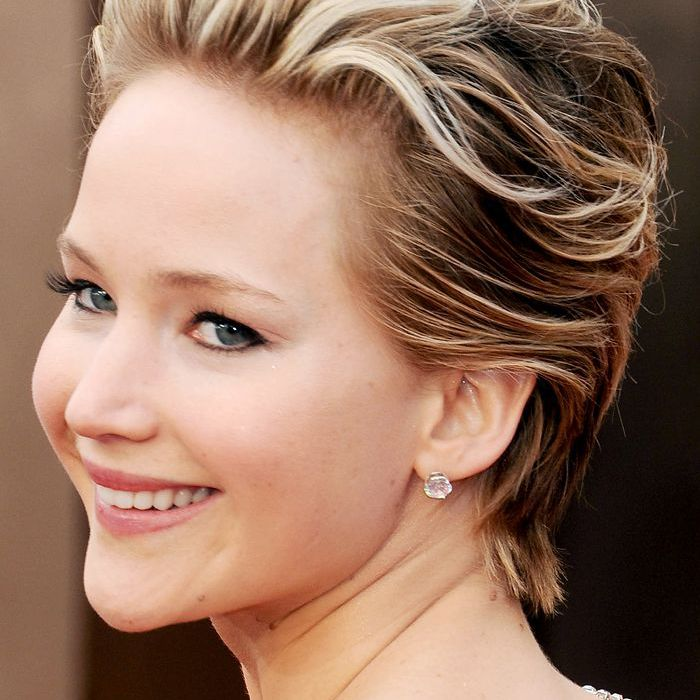 Jennifer Lawrence pixie