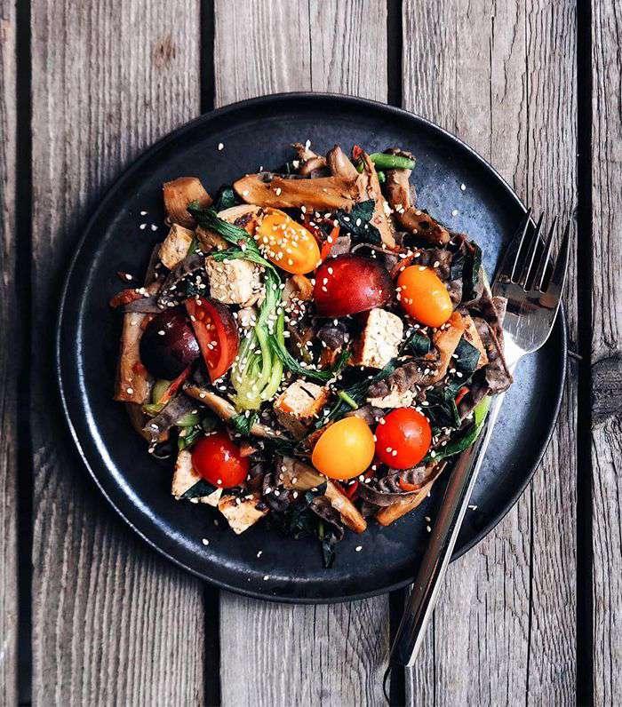 Foods for Healthy Hair: Sea Buckhorn