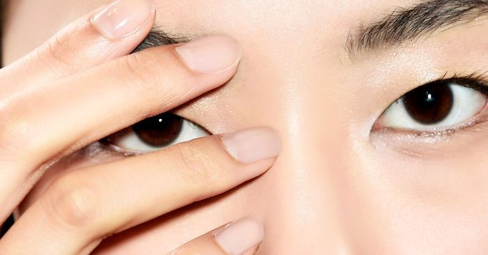 What Are Those Tiny White Bumps Around Your Eyes?