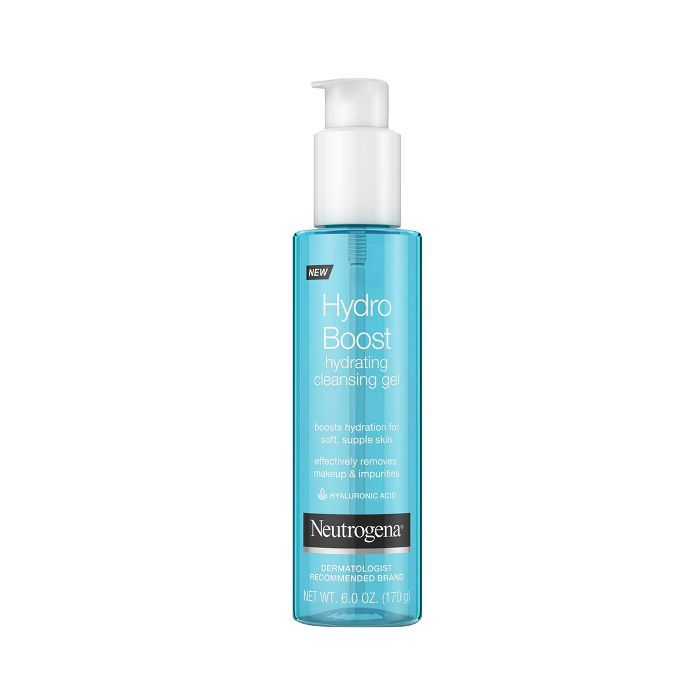 Hydro Boost Hydrating Hyaluronic Acid Cleansing Gel