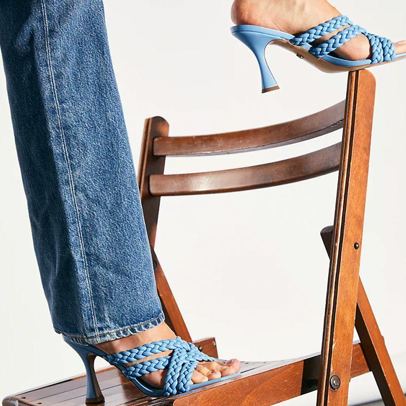 Jojo Braided Heels