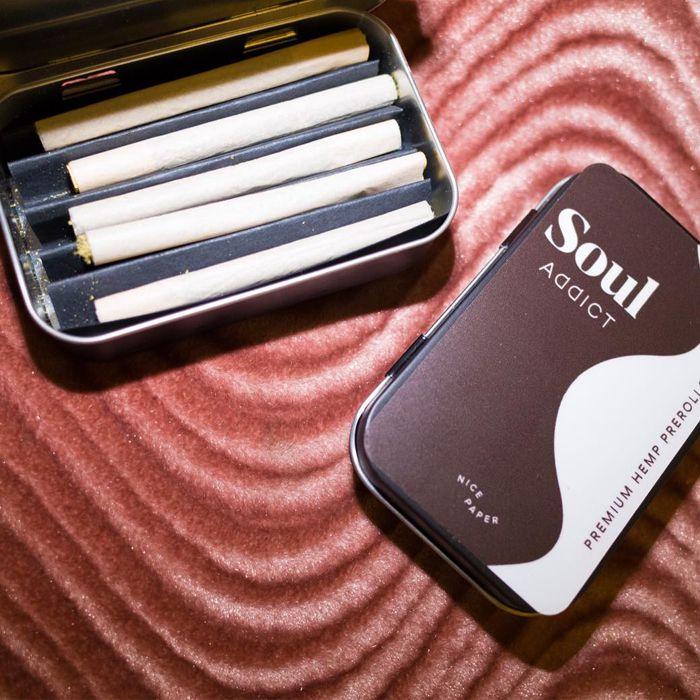 Soul Addict X Nice Paper