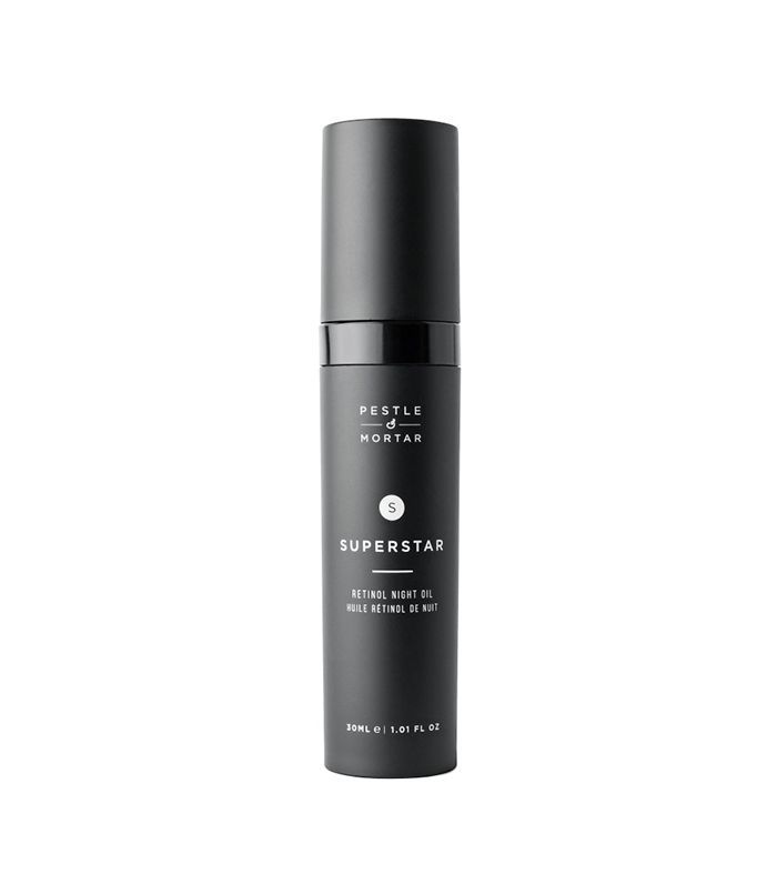 retinol night oil - sensitive skin