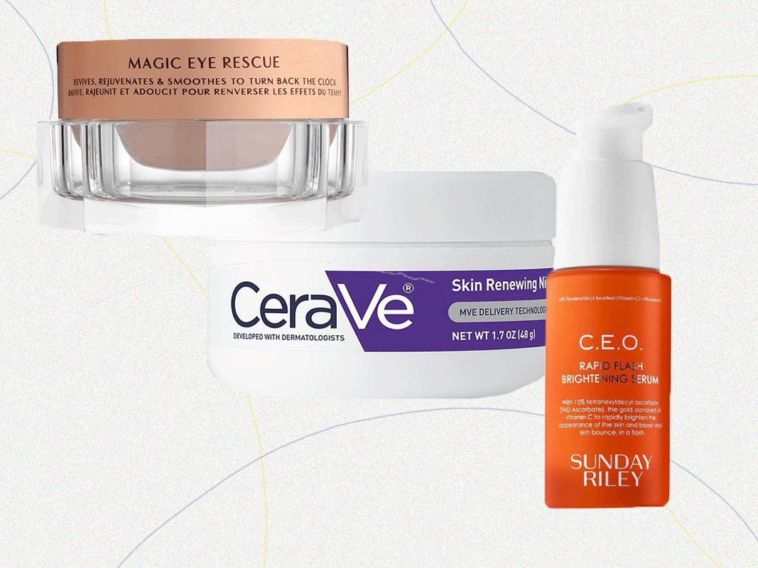 Skin Experts Say These Are The Best Anti Aging Products To Use In