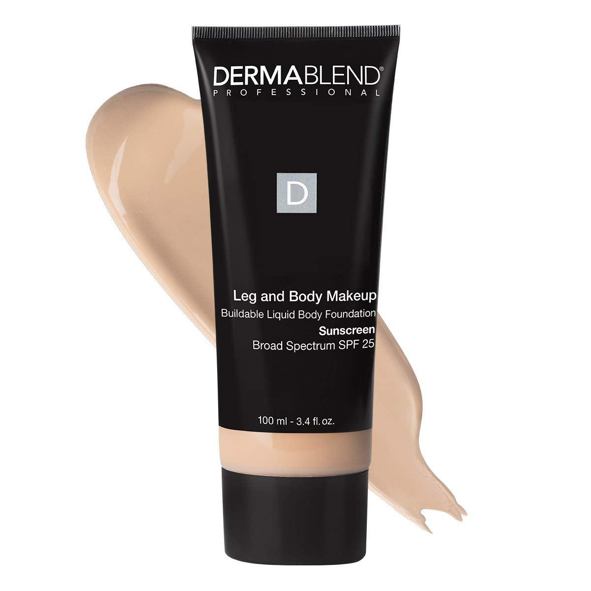 Dermablend Leg and Body Makeup Foundation