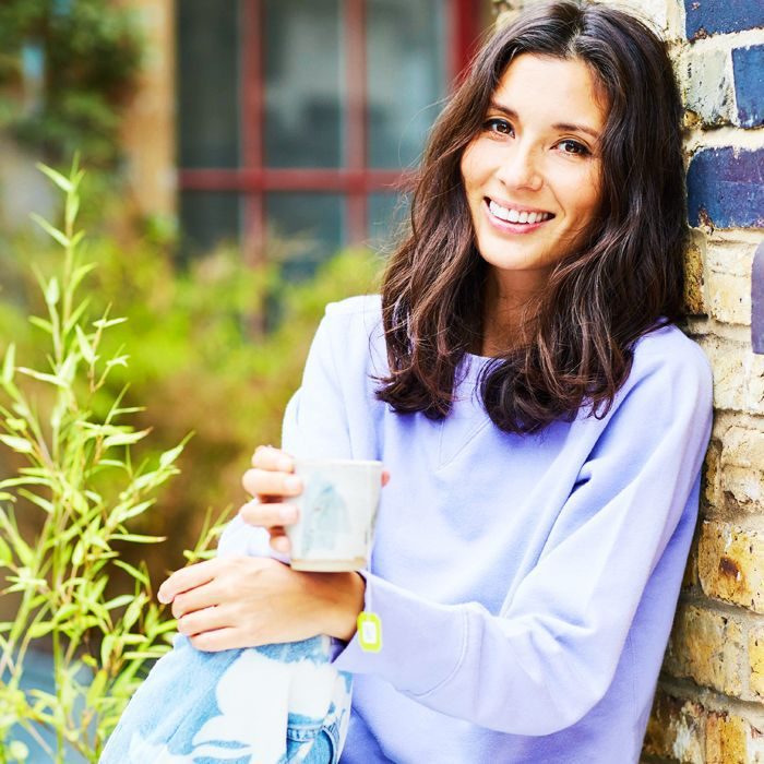 Author and Ayurveda expert Jasmine Hemsley