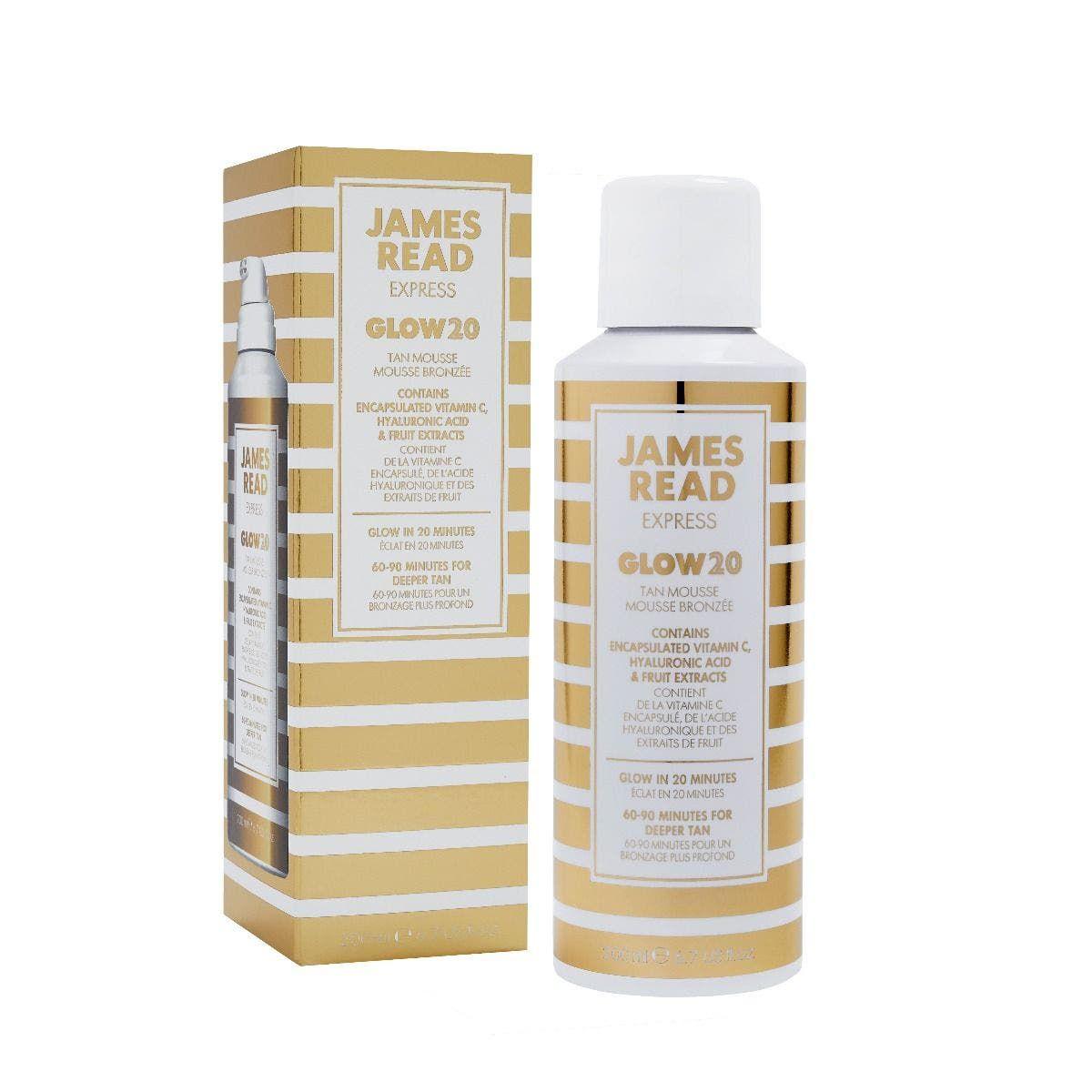 James Read Tan Glow 20 Body Tanning Mousse