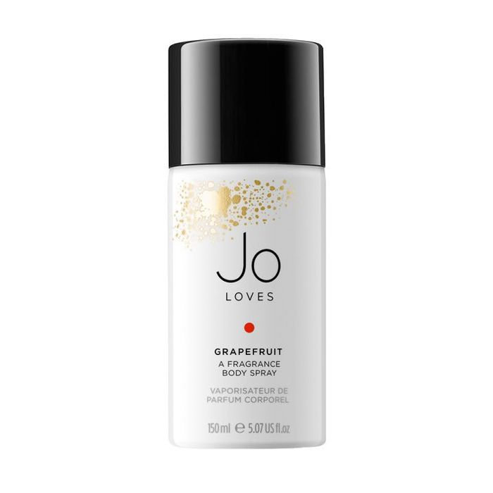 how to recycle beauty products: Jo Loves Grapefruit A Fragrance Body Spray