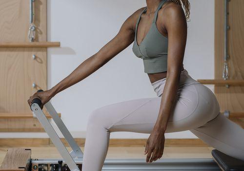 Pilates megaformer