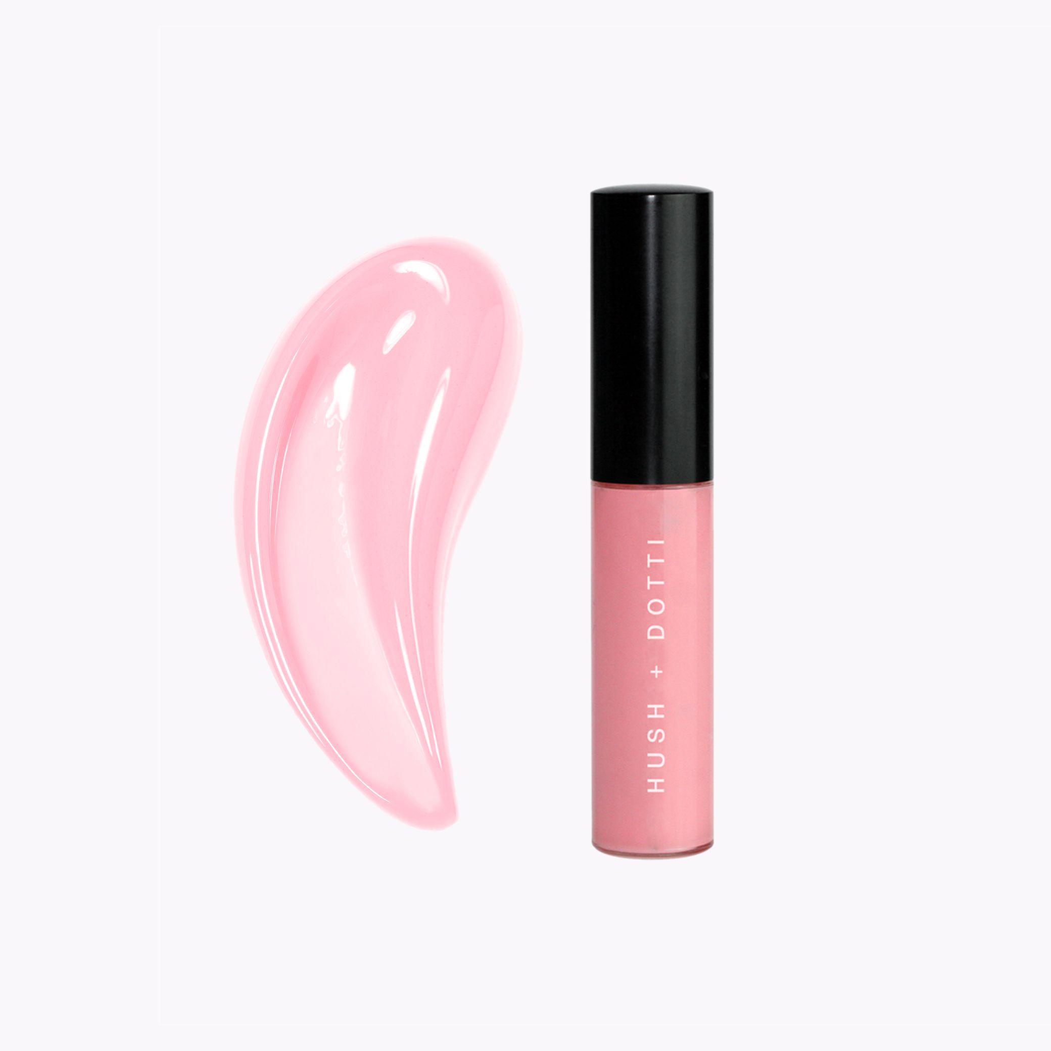 Hush + Dotti Organic Lip Gloss in Shelley