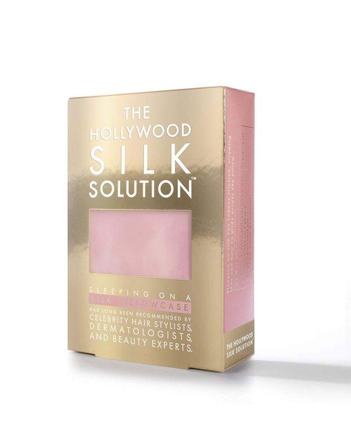 The Hollywood Silk Solution Silk Pillowcase
