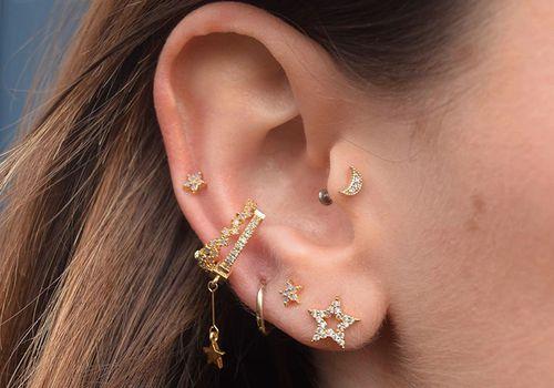 constellation piercing