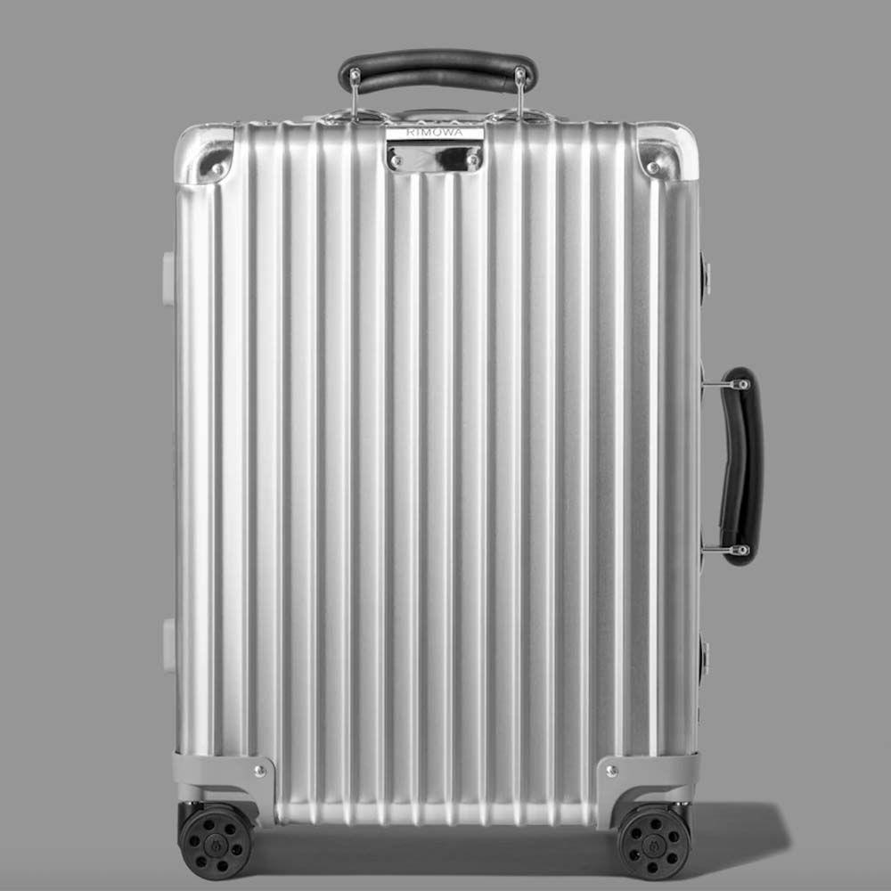 Silver Original Cabin Aluminium Suitcase