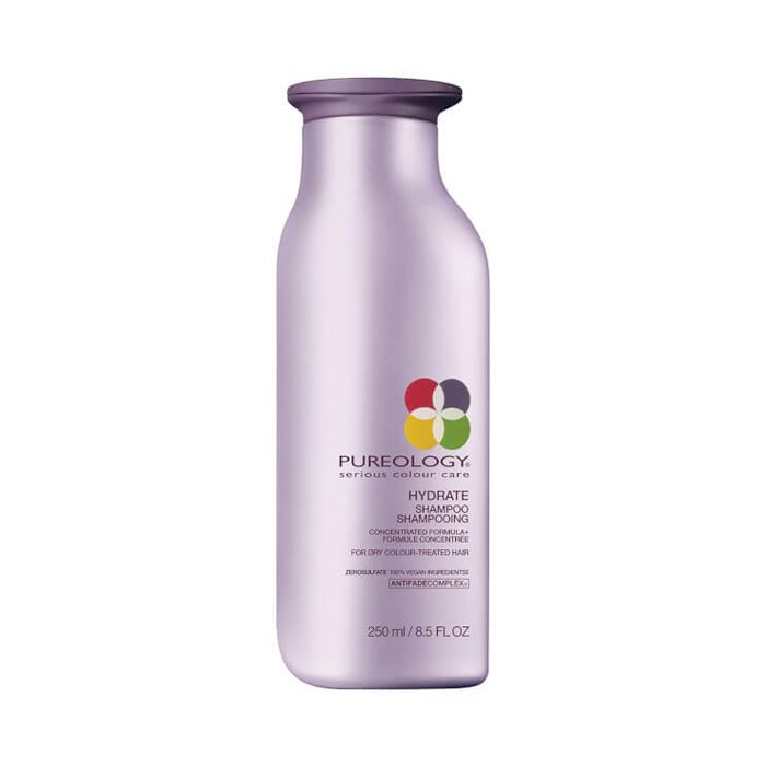 best shampoo for every hair type: Pureology Hydrate Colour Care Shampoo